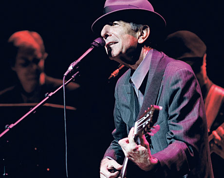 Leonard Cohen's Childhood Home up for Sale in Montreal