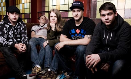 Misery Signals To Headline Weight of the World Tour