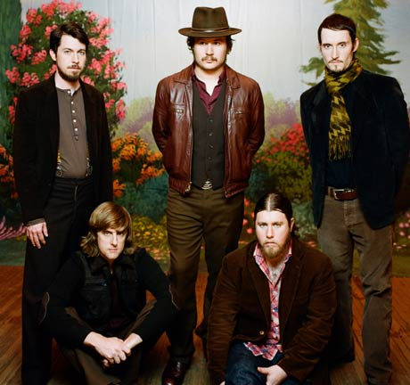 My Morning Jacket Busy Working on New Album, Jim James Says