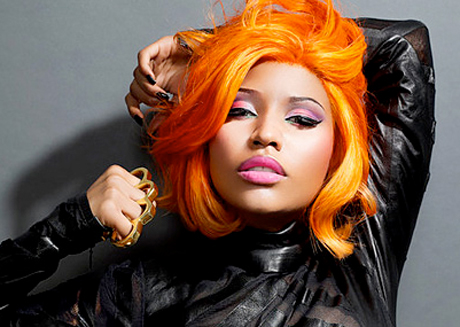 "Nicki Minaj ""Check It Out"" ft. Will.I.Am (live on <i>Letterman</i> video)"