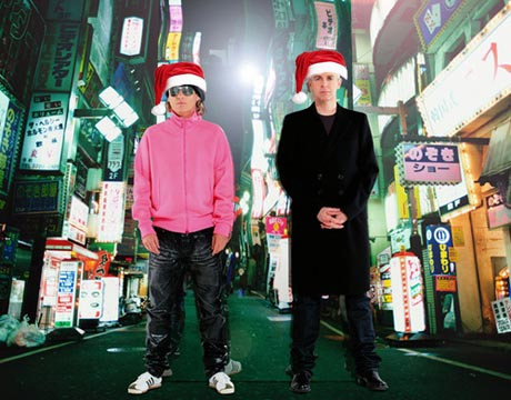 Pet Shop Boys Cover Coldplay and Madness on Christmas EP