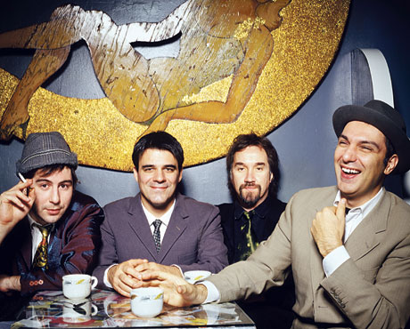 The Rheostatics Cancel Toronto 'Rheunion' Shows