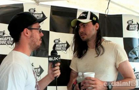 Catch Up On Exclaim! TV with Vans Warped Tour 2010, D-Sisive, Shad and More