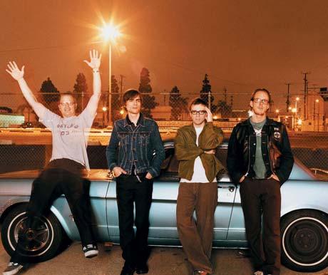 Weezer Get Their Own Nifty Online Radio Station
