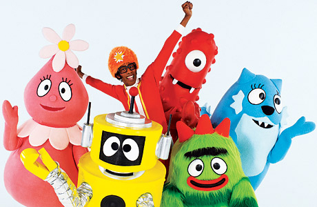 "<i>Yo Gabba Gabba!</i> Brings ""Big Rock Show"" on North American Tour"