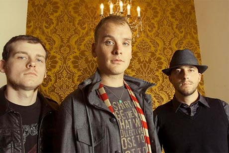 Alkaline Trio Form Label with Epitaph, Set New Album for Early 2010 Release