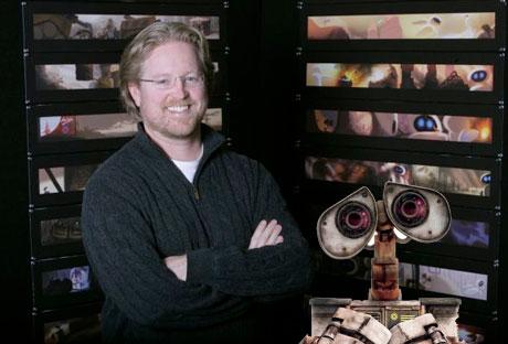 <i>Wall-E</i> Director Andrew Stanton