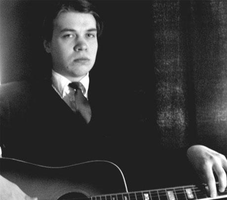 """Roger Græsberg & the Anti-Music Bonanza """"Coffee & Cigarettes"""""""