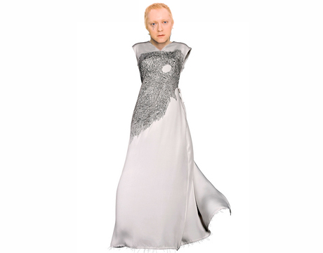 Antony Designs A Dress For eBay Auction
