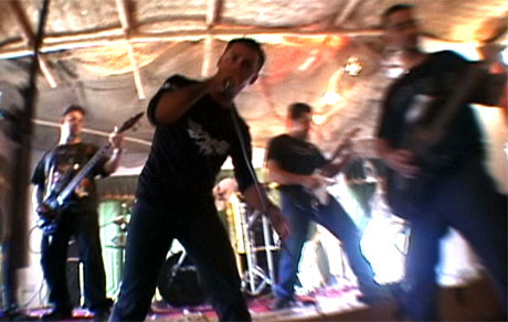 <i>Heavy Metal in Baghdad</i>'s Acrassicauda Safe and Sound in the U.S.