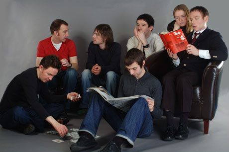 Belle and Sebastian Talk Movie Project