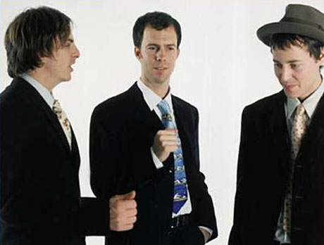 Ben Folds Five Reunite For MySpace Gig