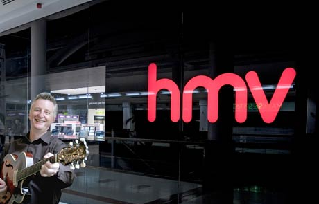 HMV Launches 'Store of the Future,' Rotate This Moves Along Queen Street
