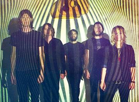 "The Black Angels ""Molly Moves My Generation"""