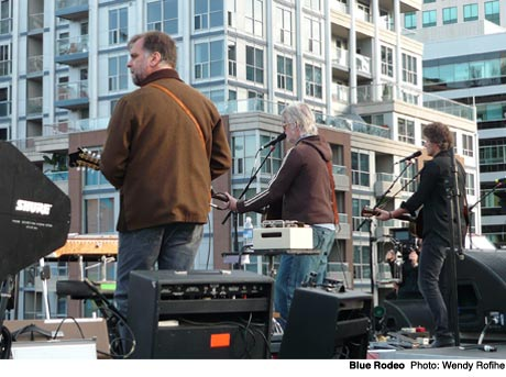 Blue Rodeo Celebrate New Album with Rooftop Performance, Announce Cross-Canada Tour