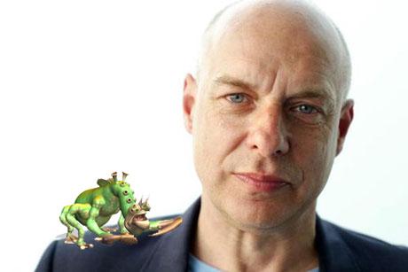 Brian Eno Scores <i>Spore</i>