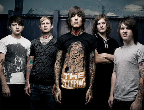 Bring Me the Horizon There is a Hell, Believe Me I've Seen It. There is a Heaven, Let's Keep it a Secret