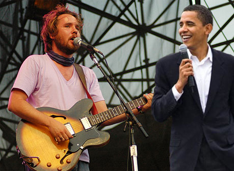Obama To Play Lollapalooza?