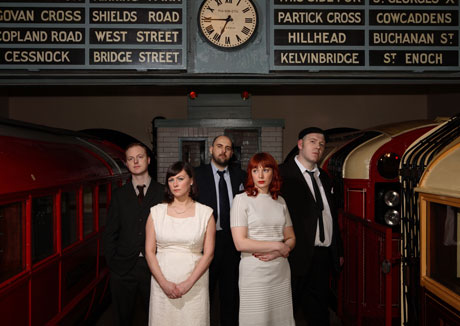 Camera Obscura Announce Tour Dates