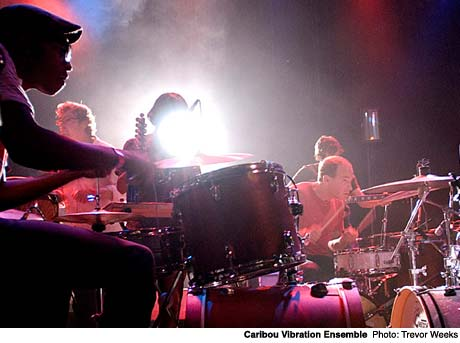 Caribou Vibration Ensemble's ATP Set Now Available Online, Might Get Official Release