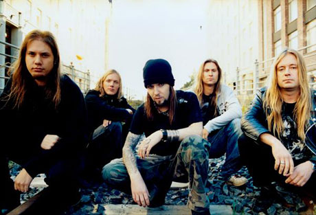 Children of Bodom Gear Up to Hit the Great Canadian Road
