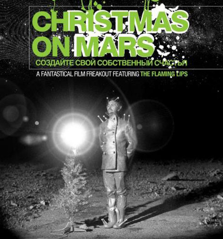 The Flaming Lips' <i>Christmas On Mars</i> Out October 28