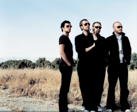 Coldplay's Free Single Attracts More Than 600,000 Downloads