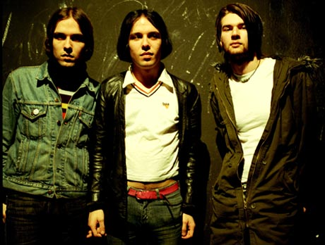 The Cribs The New Fellas