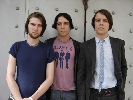 The Cribs Plan Canadian Tour in November