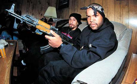 Ice Cube Makes it <i>Good in the Hood</i>