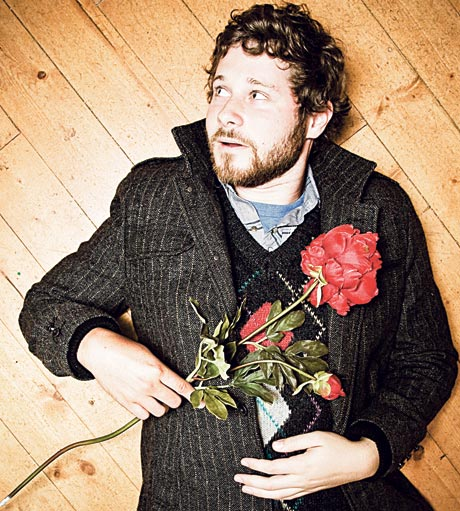 Dan Mangan Vogue Theatre, Vancouver BC May 8