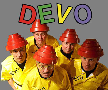 Devo to Make First Toronto Appearance in 25 Years, to Play <i>Q: Are We Not Men? A: We Are Devo</i> and <i>Freedom of Choice</i> in Their Entireties