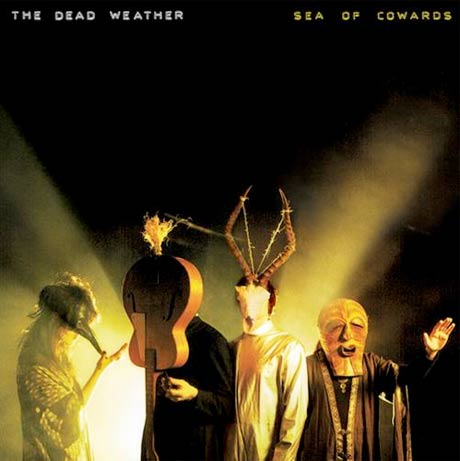 The Dead Weather to Debut <i>Sea of Cowards</i> Live on MySpace