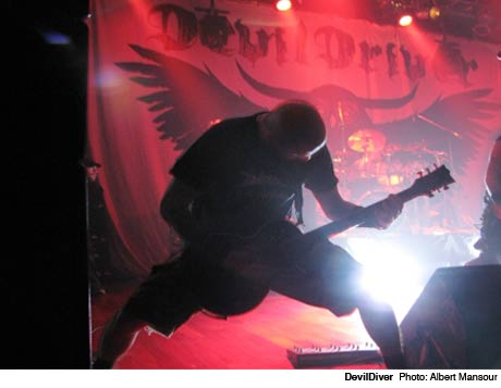 DevilDriver / Suffocation / Thy Will Be Done / Goatwhore The Opera House, Toronto, ON February 2