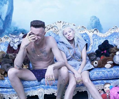 Die Antwoord Reveal Their Big-Screen Ambitions