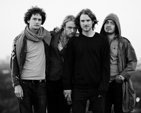 Jack White Produces Upcoming Dungen Single
