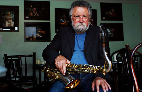 Evan Parker / AIM Toronto Interface Somewhere There, Toronto ON February 13 to 15