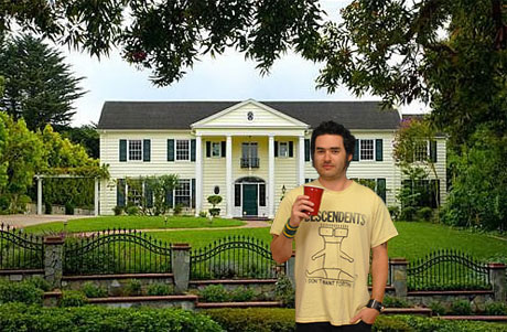 NOFX's Fat Mike Sells His Home For $5 Million