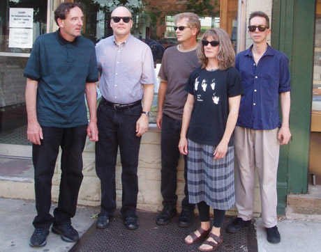The Feelies Announce Their First Album in 20 Years