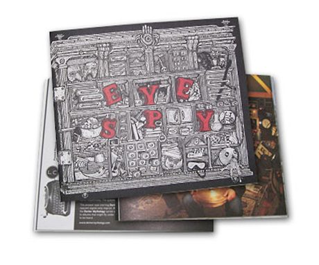 Flemish Eye Unveils <i>Eye Spy</i> Zine with Chad VanGaalen, Women, Devo, Holy Fuck
