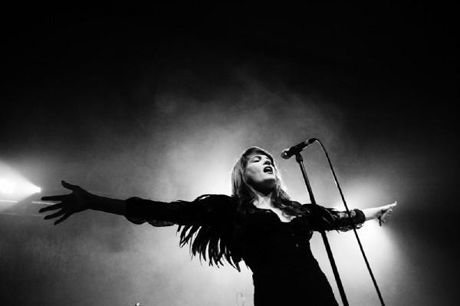 Florence and the Machine A Lot of Love. A Lot of Blood