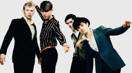 Franz Ferdinand Get The Girls