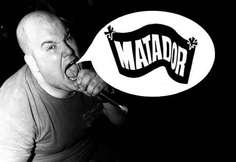 Fucked Up Sign To Matador, Prep <i>ChemCom</i>