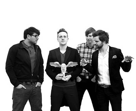 The Futureheads Line Up North American Tour in Support of <i>The Chaos</i>