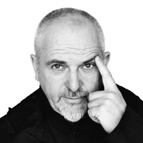 Peter Gabriel Covers Tom Waits for Africa