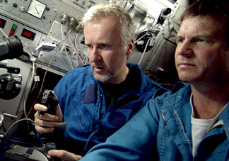 Ghosts of the Abyss James Cameron