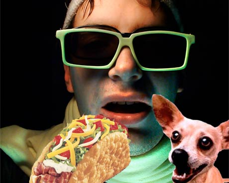 Girl Talk Orders Taco Bell For Concert Crowd