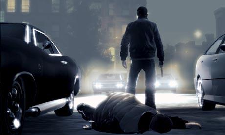 Grand Theft Auto IV PS3 / Xbox 360