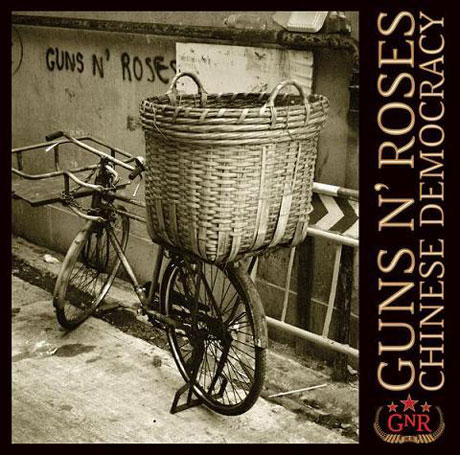 Guns N' Roses Streaming <i>Chinese Democracy</i> On MySpace Right Now