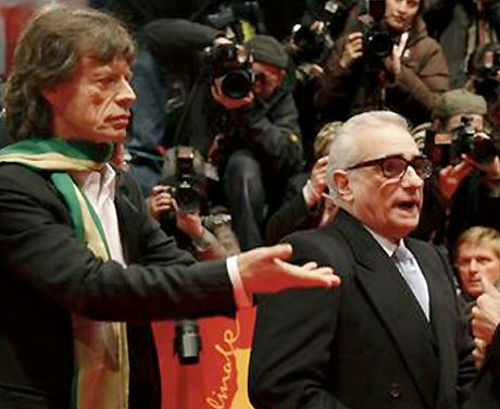 Mick Jagger and Martin Scorsese to Team Up on Rock'n'Roll TV Series for HBO